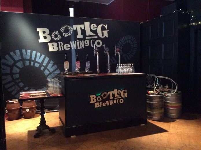Bootleg Brewing Craft Station in Apotheca