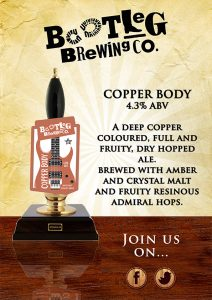 Copper Body Beer