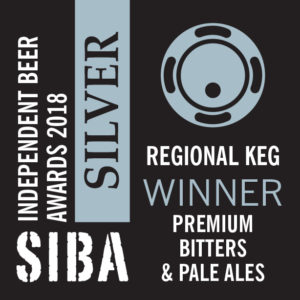 American IPA - Silver Award from SIBA