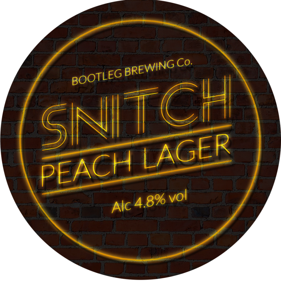 Snitch Peach Lager